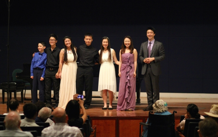 2nd Annual Rising Stars Recital